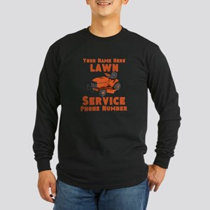 Lawn Service Long Sleeve T-Shirt